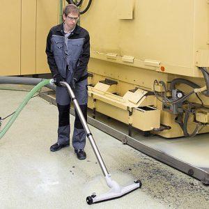 Σκουπές υγρών και ρινισμάτων